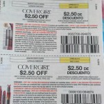 Cover Girl Coupons