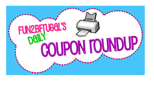 Fun 2B Frugal Coupon Roundup