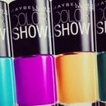 Maybeline Nail Polish