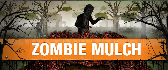 Home Depot Zombie Mulch Game