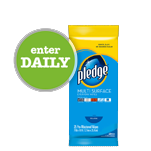 pledge multi surface wipes