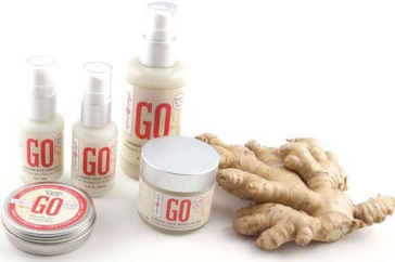 GO Ginger Skin Care
