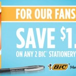 Bic Coupon