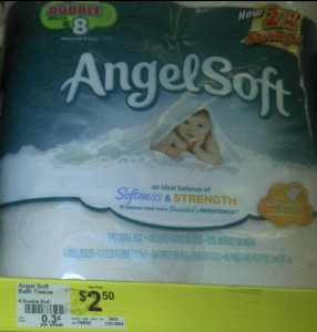 Angel Soft 4 Double Rolls