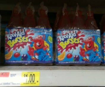 Kool Aid Bursts