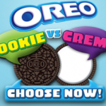 Oreo Cookies Vs. Creme