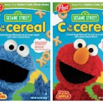 Sesame Street Cereal
