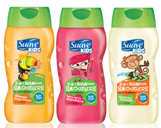 suave kids shampoo