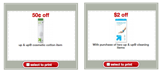 Target Coupons