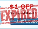 New $1/1 Dial Liquid Hand Soap Refill Coupon