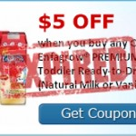 High Value $5/1 Enfagrow Printable Coupon