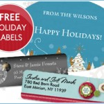 FREE Personalized Labels From Vistaprint *Last Day*