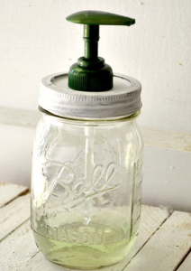 Homemade-mason-jar-pumps