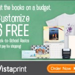 Vistaprint: Customize 6 FREE Items