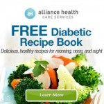 FREE Diabetic Recipe Book