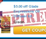 New Printable Glade Coupons!!!