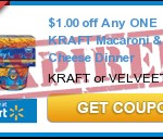Great Kraft Coupons & MORE!