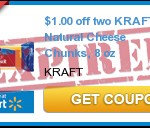 Rare Kraft Coupons *Print Now*