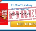 ***HOT*** $1/1 Lindsay Olives Coupon