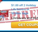 Lifesaver Bags Only $0.50 After Coupon!