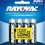 Coupons For Rayovac Batteries