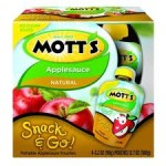 Mott&#8217;s Applesauce Snacks Only $1 Each