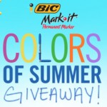 Bic Mark It Giveaway &amp; High Value $2 Coupon