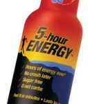FREE Sample Of Five Hour Energy