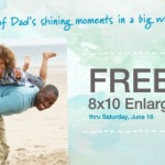 FREE 8×10 Photo From Walgreen's