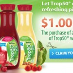 Rare Tropicana With Tea Coupon