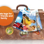 FREE Personalized Photo Luggage Tags