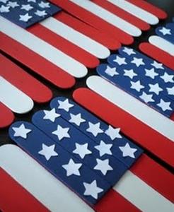 DIY patriotic Craft