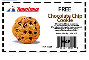 free cookies