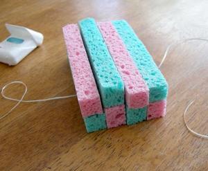 sponge balls 1