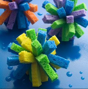 sponge balls 2