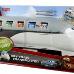 **HOT** Cars 2 Spy Train Transporter Only $5.59