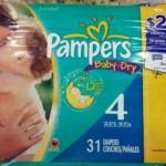 Target: Pampers Diaper Deal