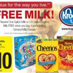 FREE Milk At Kroger This Week