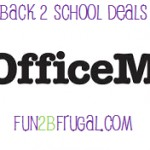 Office Max: Back To School Deals