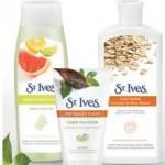 FREE St. Ives Apricot Scrub