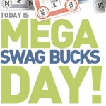 Mega Swagbucks Day is Back!