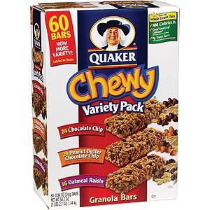 Free-Quaker-Chewy-Granola-Bars