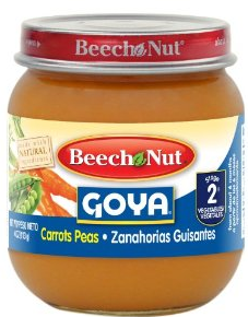 Beech-Nut Goya Baby Food