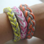 Easy DIY Braided Bracelets
