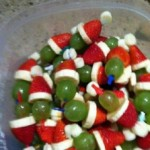 Recipe: Grinch Kabobs for Kids