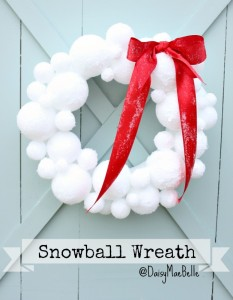 snowball-wreath