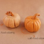 DIY: Peanut Butter Pumpkins