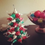 DIY Kiss-mas Tree Craft