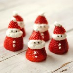 Recipe: Santa Strawberries