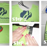 DIY Recycled T-Shirt Bag Tutorial